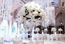 White white wedding