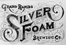 vintage design / vintage type and labels that are too pretty to be forgotten. / by Elyse Ash