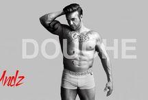 Undz H&M  mockery / Undz H&M mockery on David Beckham campaign  / by UNDZ