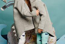 Kids / Inspiration til tøj og ting