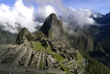 Places in South America / by Beat the Brochure