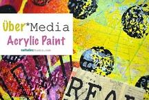 Mixed Media / by Debbie Gregoire