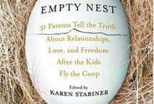 Empy Nest Syndrome :-( / by Connie Kline