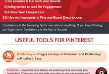 Pinterest - ing is really interesting!! / For Pinterest lovers and enthusiasts. Pinterest tips and tricks. Getting a good number of connects and socializing more through Pinterest.