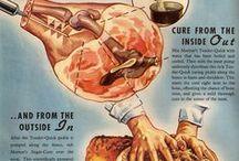 Curing meat/hams