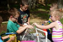 STEAM: Science, Technology, Engineering, Arts, Math / STEAM activities to engage our kiddos