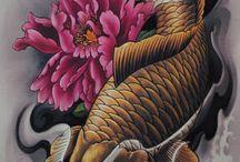 carpa origem do dragão... mitologia chinesa