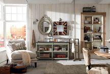 Nella casa che vorrei / Stile country, un po' inglese, un po' provenzale