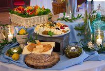 Creative food platters