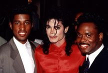 Michael Jackson / Singer and Dancer Michael Jackson