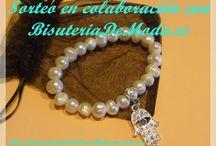 Sorteo Pulsera de perlas en colaboración con BisuteriaDeModa.es