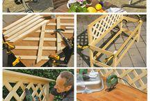 DIY: Gartenmöbel