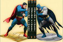 Justice League Room