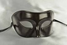 Masks for a Cruise Ship Ball / A selection of masquerade masks suitable for your cruise ship ball. If you are cruising then, chances are, one of the themed nights is a masked ball. This is our selection of suitable masks for this occasion