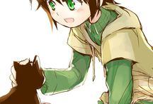 Niño anime #1