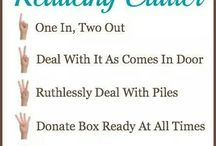 Declutter and Get Organized