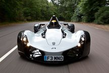 2016 BAC MONO MARINE / 2016 BAC Mono Marine Edition Supercar, claimed to be suitable for use when track day, car racing school,