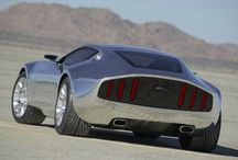 Ford mustang consept