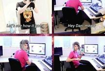 Danisnotonfire&AmazingPhil