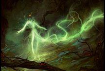 Духи и души