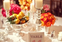 Table Centerpieces / by Donna Jensen