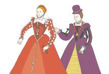 Favorite Costuming Patterns