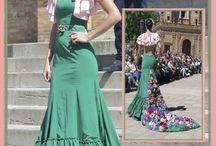 Desfiles Trajes Flamenca