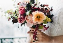 inspired / bouquets / Gorgeous wedding flower bouquets