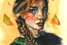 Helen Aquaviva Artworks
