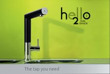 KITCHEN TAPS / Check out the following designer kitchen taps, all available on our website