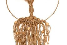 macrame / macrame / by Tabatha Smith