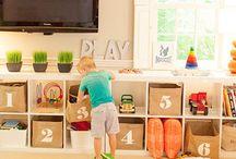 Kid playroom
