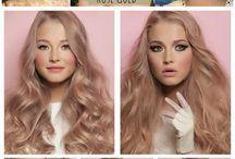 rozowe blondy