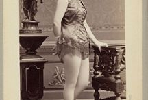 Late 1800's Burlesque?