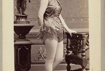 Late 1800's Burlesque?