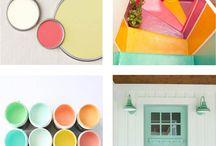 paint colours I like