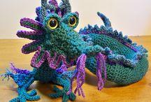 Dragon crochet / by charlotte misiura