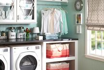 Laundry room / by Sara Bruce