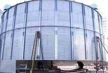 Rain Water Storage Tank, Water Treatment Plant manufacturer in india