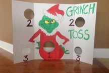 Grinch Christmas ideas for kids