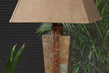Outdoor Accessories: Lamps, Rugs, Art work, Lanterns, and more.