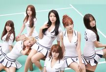 AOA / AOA (Korean: 에이오에이; an acronym for Ace of Angels) is a South Korean idol girl group signed under FNC Entertainment. The eight-member band consists of Choa, Jimin, Yuna, Youkyung, Chanmi, Hyejeong, Seolhyun, and Mina, the seven-member idol group consists of all the members except Youkyung.