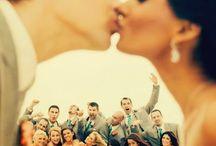 結婚式 構図