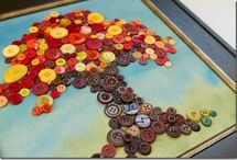 button art / by Patricia Floc'h-Anderson