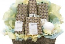 Lucia Gift Baskets by Dream Weaver