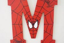 cumple spiderman