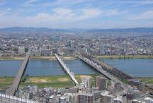 Experience Osaka, Japan / The great city of Osaka, Japan. Travel, sites, food and everything else.