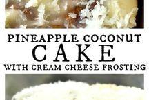 Cake: Recipes