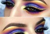 Makeup look inspo
