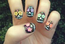 Nail Art I Have Time For! Easy! / by Jammie